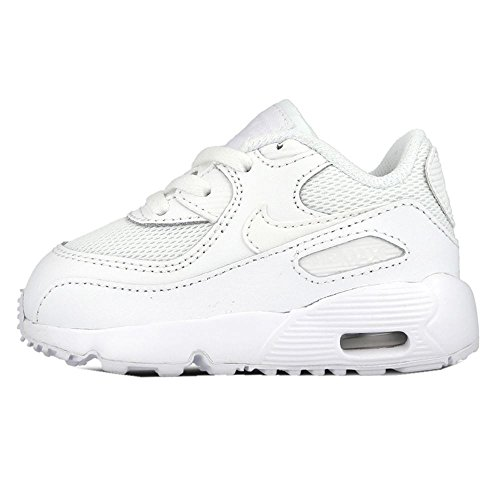 Mesh Blanco Nike Mixte Bianco TD Bébé Blanco de White 90 Chaussures Football Air White Max Noir 77qrxtF