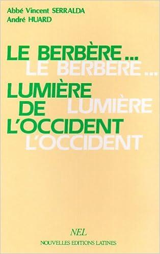 Le Berbère- lumière de lOccident