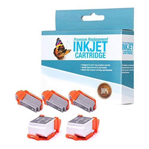 - SuppliesOutlet Compatible Ink Cartridge Replacement for Canon BCI-11 (Bk, Clr,5 Pack)