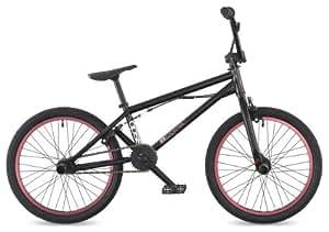 "DK Opsis 2011 BMX Bike, 20"" Black with red rims"