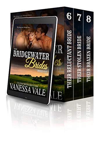 The Bridgewater Ménage Series - Books 6-8: A Boxed Set