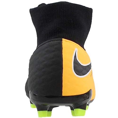 white Nike 3 Arancione Hypervenom laser Unisex Dynamic Fg Jr Phelon volt Calcio black Da – Orange Bambini Fit Scarpe RqrtnRT5w