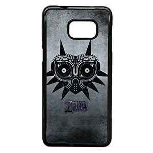 Printed Cover Protector Samsung Galaxy S6 Edge Plus Cell Phone Case Black Majora's Mask Clisz Printed Cover Protector