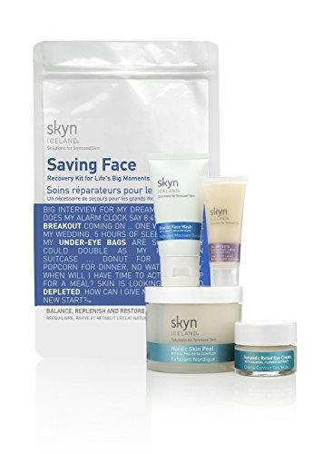skyn ICELAND Saving Face Kit (Skyn Iceland Icelandic Relief)