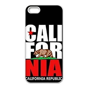 WWWE california republic t shirt Phone Case for Iphone 6 plus 5.5