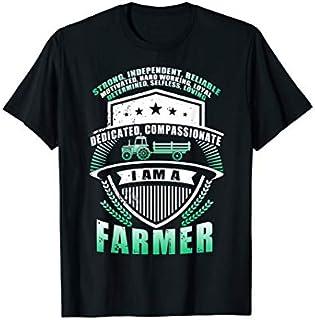 Cool Gift I Am A Farmer , Strong Farmer  Women Long Sleeve Funny Shirt