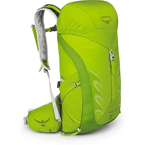 Osprey Talon 18 Hiking Backpack Medium/Large Spring Green [並行輸入品] B07DVWMNBN