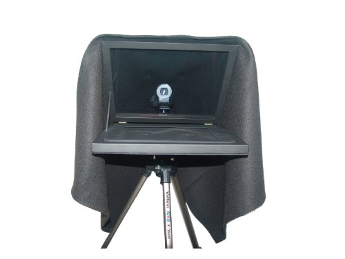 iPad Teleprompter R810-5 with Beam Splitter Glass