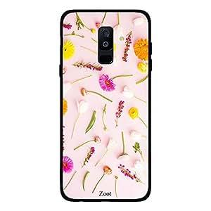 Samsung Galaxy A6 Plus Flowers