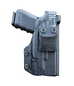 Glock 19 w/Streamlight TLR-7 IWB Holster for Concealed Carry | Fits Glock 19 23 32 with TLR-7
