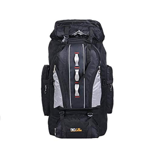 - CXLO 90LHiking Backpack - Oversized Outdoor Camping - Mountaineering Bag - Suitable for Rock Climbing Camping Fishing Travel Cycling