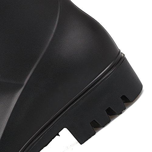 in 39 con PVC da pioggia Alger impermeabile antiscivolo signora stivali CqxW65twzU