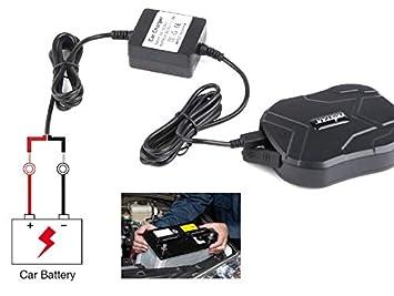 MUXAN Cargador de Voz para GPS Adaptador Cargador de cordón ...