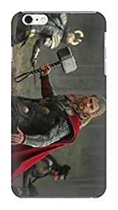 fashionable cool 2014 Popular Chris Hemsworth Thor designed Hard TPU cellPhone Cover Case for iphone 6 Plus