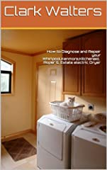 This booklet is a step by step guide to help you diagnose and repair your Whirlpool electric Dryer. It has photographs of each step of the process. It was written by a retired 42 year technician. This would also be helpful to the person inter...