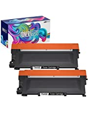 TONERNEEDS Compatible Brother TN450 Cartridge – Compatible Toner Cartridge Replacement for Brother TN450 TN-450 TN420 TN-420 for Brother HL-2270DW HL-2280DW HL-2230 HL2240 MFC-7360N MFC-7860DW DCP-7065DN IntelliFax 2840 (Black, 2 Pack)