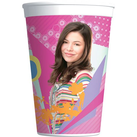 Icarly 17 Oz Stadium Cups (17 Oz Party Stadium Cups)