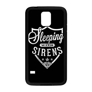 Danny Store Protective TPU Rubber Case Cover for Samsung Galaxy S5 - Sleeping with Sirens by Maris's Diary