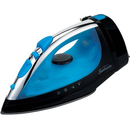 Sunbeam Steam Master Iron with 8' Retractable Cord
