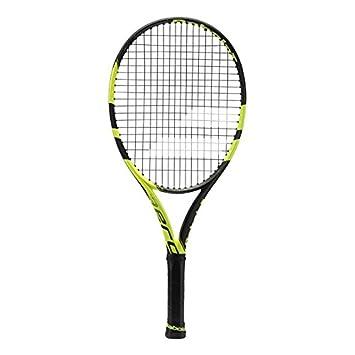 Babolat 2018 Pure Aero Tennis Racquet – Quality String