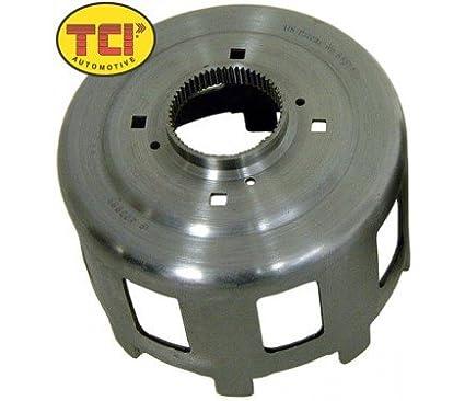 TCI Automotive 373900 D1BEAST SUNSHELL 4L60E/700R4