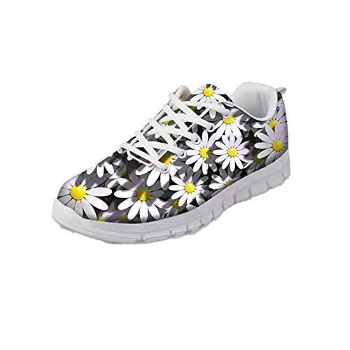 Polero Con Per Lacci Donna Sneaker Da Corsa 6 Traspirante Scarpe vr7ZwqvOxB