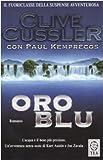 Oro blu : romanzo