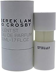 Derek Lam 10 Crosby | Silent St. | Eau De Parfum | Musky and Floral Scent | Spray Perfume for Women | 1.7 Oz