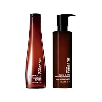 Amazoncom Shu Uemura Art Of Hair Shusu Sleek Shampoo 300ml And