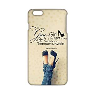 Evil-Store beautiful woman quotes 3D Phone Case for iPhone 6 plus