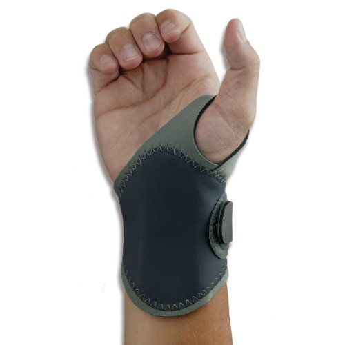 Ergodyne ProFlex 4020 Right Wrist Support, Gray, Medium