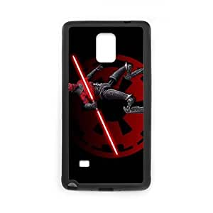 SamSung Galaxy Note4 phone cases Black Star Wars Darth Maul cell phone cases Beautiful gifts TRIJ2771901