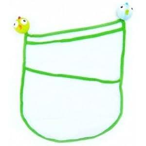 Babysun Nursery EZ1216 - Malla para juguetes de baño, diseño de peces