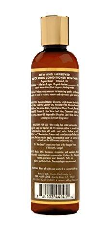RX 4 Hair Loss Conditioner Natural & Organic Product Anti-Hair Loss Treatment for Men and Women. Guaranteed.FREE Hair Loss Guide.