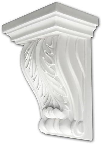モールディング ブラケット 張出装飾 ゴールデンモール ポリウレタン製 NMG316