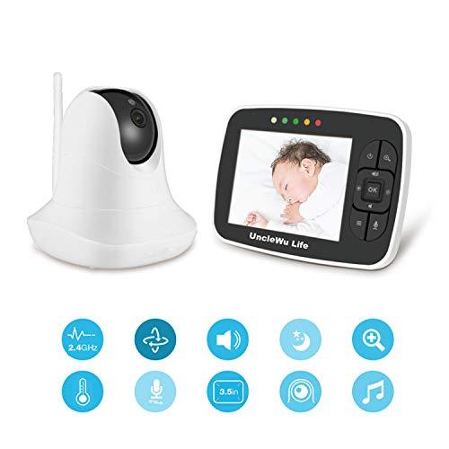 UNCLE WU Baby Camera Monitor