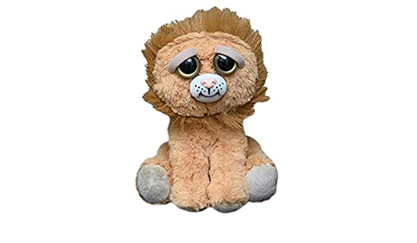 Feisty Pets Dolly Llama Llama Growling Plush Figure NEW Toys Funny Joke Gag