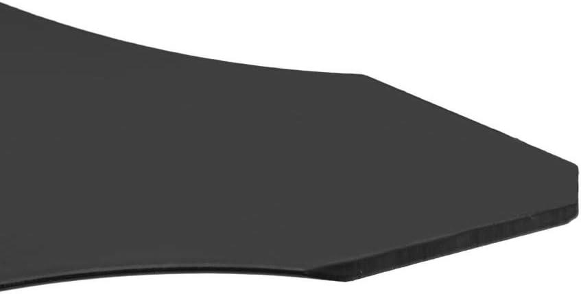 NIMOA Trimmer Blade 3T Acero de Manganeso Segadora Maleza C/ésped Desbrozadora Hoja de Hierba y la Mala Hierba de la Hoja