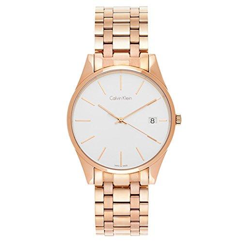 Calvin Klein Time Men's Quartz Watch (Calvin Klein Mens Bracelet)