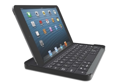Kensington Keycover Bluetooth Keyboard, Stand and Cover for iPad mini with Retina Display (K39797US)