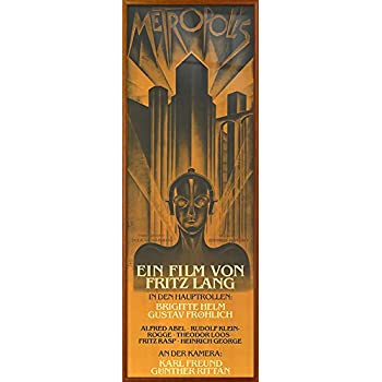 Amazon.com: Metropolis – Póster de la película/print de la ...