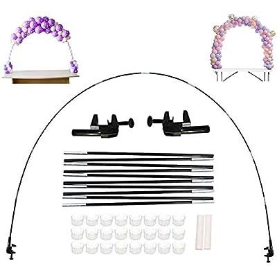 Set Table Balloon Arch Kit Stand Column Frame Wedding Xmas Party Decoration Tool