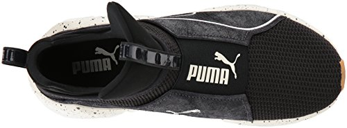 Women's Wn Puma Puma Black Fierce White whisper Sneaker Solstice Rx6nwdnT