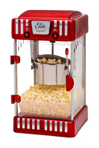 a small pop corn machine - 7