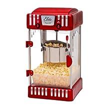 Maxi-Matic EPM-250 Elite Tabletop Retro-Style 2-1/2-Ounce Kettle Popcorn Popper Machine