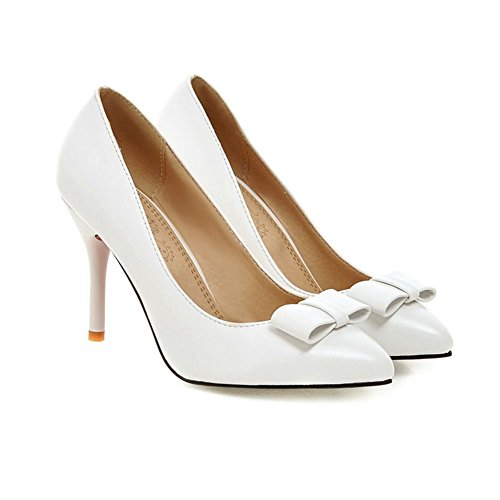 Summerwhisper Womens Bowknot Pointed Stiletto product image