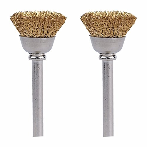 Dremel 536 02 Brass Brushes Pack product image