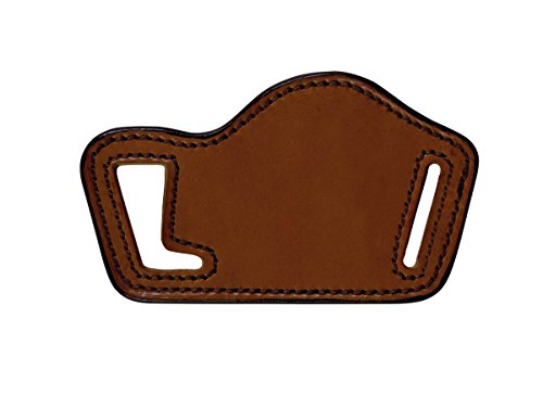 Bianchi #101 Foldaway Holster, RH, Size-16 Universal Fit for Most Double Stack 9mm -.45 Pistols, Tan ()