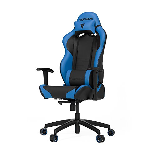 Vertagear S-Line SL2000 Gaming Chair Black/Blue Edition For Sale