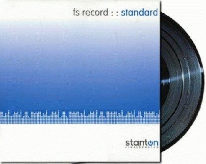 Vinyl Final Record Scratch (Fs Record Standard (Final Scratch))